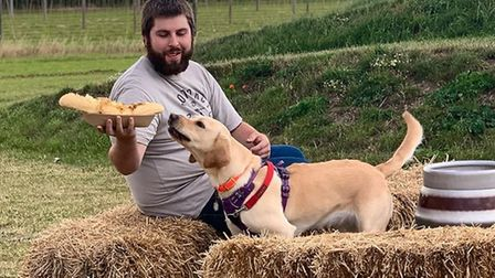 Star Wing Brewery shares a site with Canine Dip & Dive - meaning dogs are more than welcome Picture: