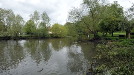 A woman in her 20s has been rescued from the River Colne by police and fire crews (FILE PHOTO) Pictu