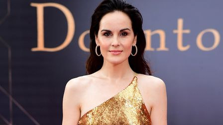 Michelle Dockery will be chatting to good pal Laura Carmichael in the first At Home With zoom chat h