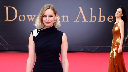 Will Laura Carmichael be revealing any Downton Abbey secrets during her At Home chat with Michelle D