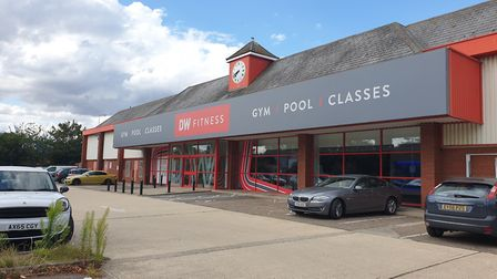 DW Fitness First, in Ranelagh Road, Ipswich, is in danger of closing as its owner files for administ