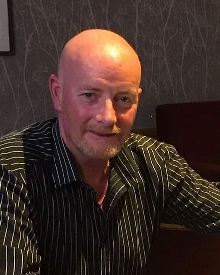 Mark Walker, Felicity's grandad, from Braintree, who died a year ago aged 58 Picture: SUPPLIED BY FA