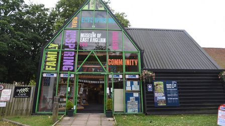 The Museum of East Anglian Life Picture: GREGG BROWN
