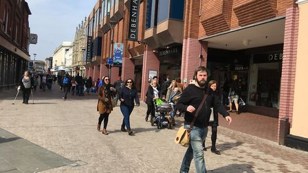 Debenhams has become the latest high street chain to announce big job losses Picture: JUDY RIMMER