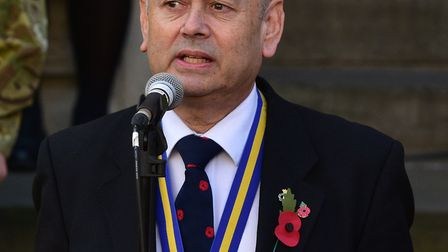 Robin Vickery quit his positions at Ipswich Borough Council and Suffolk County Council in June after