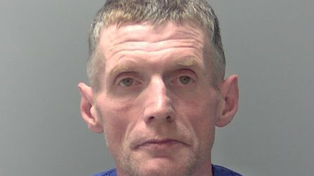David Parker was jailed for 45 months at Ipswich Crown Court Picture: SUFFOLK CONSTABULARY