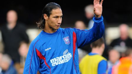 Former Ipswich Town player Bilel Mohsni is back in English football. Picture: ASHLEY PICKERING