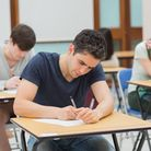 A-level students will be able to use mock exam results instead of their predicted grades. Picture: G