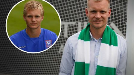 Former Ipswich Town player and coach Liam Manning is the new manager of Belgian side Lommel. Picture