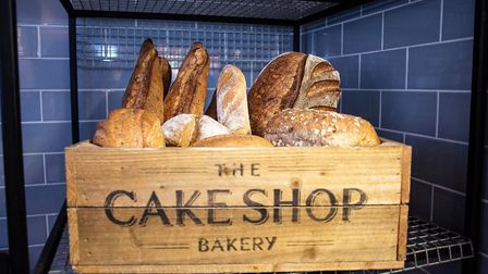 The Cake Shop Bakery in Woodbridge is known for its traditional and modern breads, cakes and pastrie