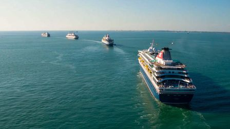 Suffolk-based cruise line Fred.Olsen makes redundancies at head office Picture: FRED.OLSEN