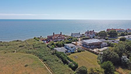 The Crow's Nest, Thorpeness, is on the market for offers in excess of �700,000. Picture: Clarke & Si