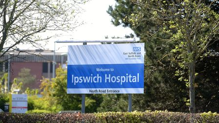 Hospitals across Suffolk and north Essex will be getting money from the government Picture: SARAH L