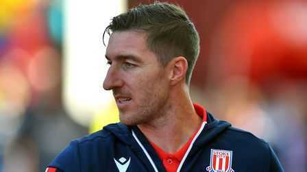 Stephen Ward made 17 starts for Stoke across all competitions last season. Photo: PA