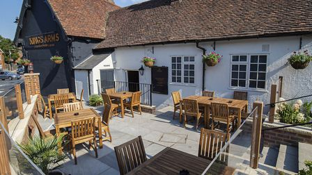 The Kings Arms, in Stansted, has reopened following a transformational �592,000 investment by indepe