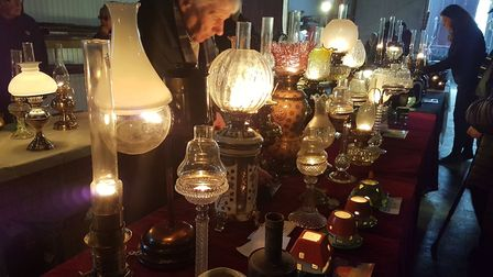 The oil lamp festival should return on New Year's Day 2021. Picture: PAUL GEATER