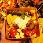 Takeaway street food from The Box, Southwold Picture; Black Dog Deli