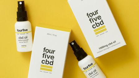 Be wary of products that seem too cheap as they may not contain any CBD at all. Picture: fourfivecbd