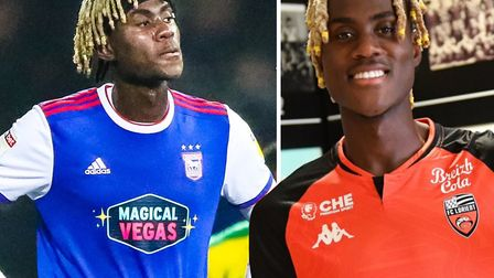 Trevoh Chalobah has joined Lorient in France. Picture: TWITTER/STEVEWALLER