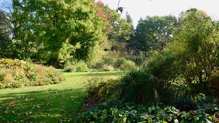 Beth Chatto's gardens in Elmstead Market have been given national recognition Picture: HISTORIC ENGL