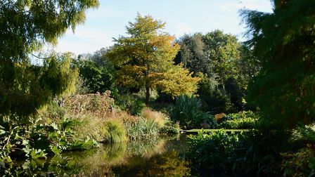 The gardens are seen as having a global significance Picture: HISTORIC ENGLAND