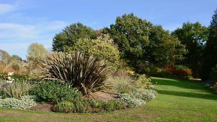 Historic England hope to be able to preserve the future of the Beth Chatto gardens Picture: HISTORIC