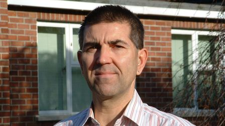 Graham White, Suffolk National Education Union branch secretary, has criticised the government for p