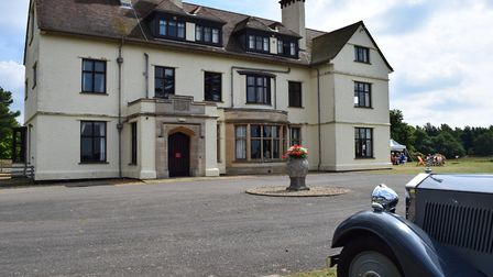 Tranmer House reopens at Sutton Hoo on Monday. Picture: ANDREW MUTIMER/iWITNESS