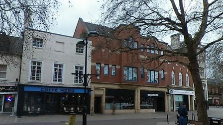 The firm also owns Caffe Nero and Wagamama in Long Causeway, Peterborough Picture: GOOGLE MAPS