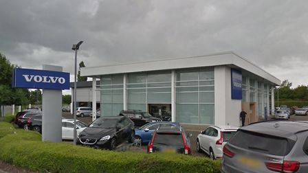 The company also owns a car dealership in Greyfriars Court, Milton Keynes. Picture: GOOGLE MAPS