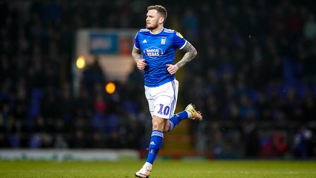 James Norwood has been linked with a loan move to Dundee United this summer Picture: STEVE WALLER