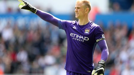 Joe Hart could make his first Tottenham appearance. Picture: PA