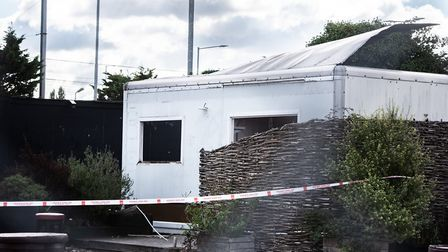 Emergency services were called to the Kings Arms Free House in Stowmarket after an explosion on thei