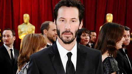 Keanu Reeves' Zen-like attitude to stardom is the subject of film critic James King's new self-help