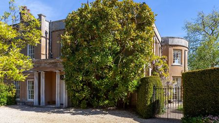 Dalethorpe in Dedham, Essex, is on the market with Jackson-Stops for �1.3 million Picture: JIM TANFI