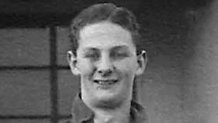Pilot Officer Harold Graham Tipple, who died in a crash at Hintlesham in 1939 Picture: BISHOP'S STOR