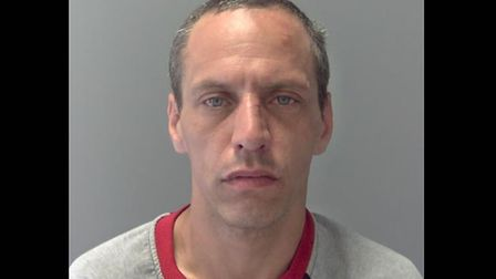 Suffolk police are appealing for information to help find wanted Haverhill man Alex Hockett Picture