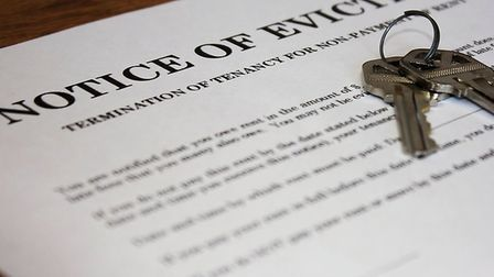 Fears have been raised the the end of restrictions for bailiffs will lead to a rise in evictions and