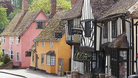 The housing market in Suffolk and Norfolk fell far below the national average earlier this year, but