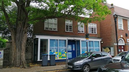 The Caterpillar Centre in Woodbridge which will close under the changes. Picture: ARCHANT