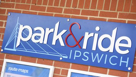 Ipswich Park and Ride is set to resume after almost six months Picture: GREGG BROWN