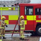 Firefighters have offered advice after a fire started in a block of flats in Colchester after a pers