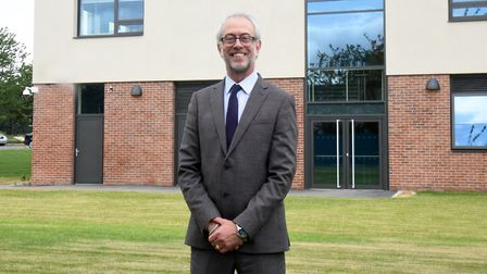Headteacher of Stowmarket High School, Dave Lee-Allan, has welcomed the 'flexibility' given to schoo