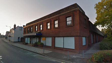 The former Lloyds bank in Risbygate Street, Bury St Edmunds Picture: GOOGLE MAPS