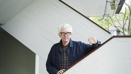 Singer-songwriter Nick Lowe who is playing the Virtual Red Rooster Festival this September Photo: