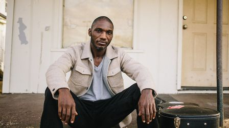 Cedric Burnside who will be performing at the Virtual Red Rooster Festival at the beginning of Septe