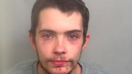 Charlie Anderson has been jailed for five years and 10 months following the robbery Picture: ESSEX
