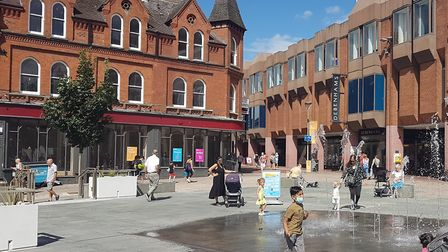 A great deal of effort is being focused on bringing people back into the centre of Ipswich, but is i