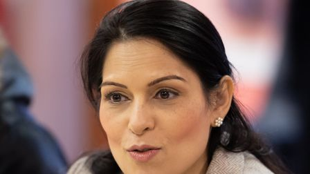Witham MP Priti Patel has welcomed the choice of the proposed route for the new A12. Picture: SARAH
