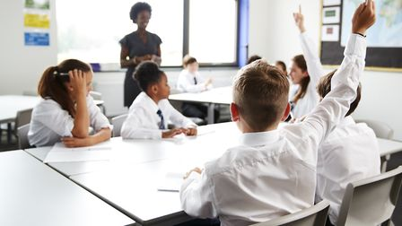 Clare Flintoff believes now is the time to reassess how schools teach pupils. Picture: GETTY IMAGES/